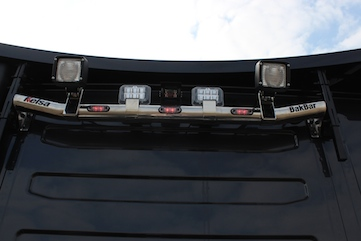 LIGHTBARS/ BEACON BARS/ STROBES AND REAR WORKING LIGHTS